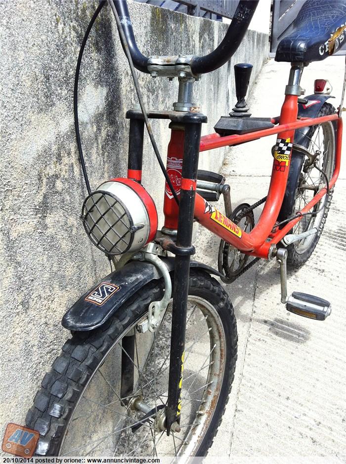 Bicicletta Bmx Anni 80
