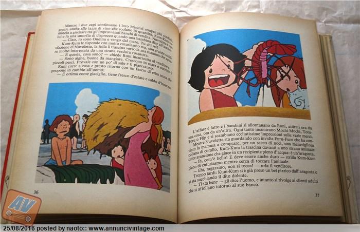 Kum kum tv libro salani editore cartoni animati