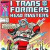 cerco fumetti transformers play press speciale HEAD MASTER